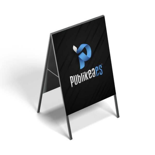 soporte publicitario para promociones y ofertas
