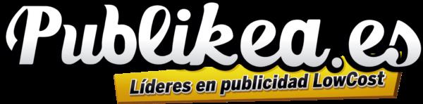 Logo imprenta publikea Low cost