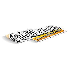 Pegatina Vinilo Logo Publikea