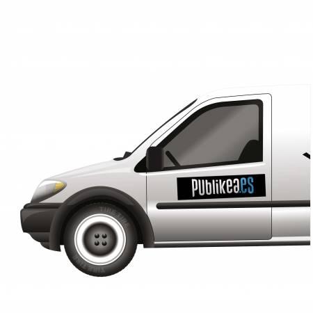 Imanes Publicitarios para coches y furgonetas